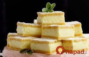 Jednoduché prísady a fantastický výsledok. Vyskúšajte úplne jednoduchý koláčik, ktorý tromfne aj zložité zákusky. Nuž darmo, naše babičky boli v kuchyni kúzelníčkami!