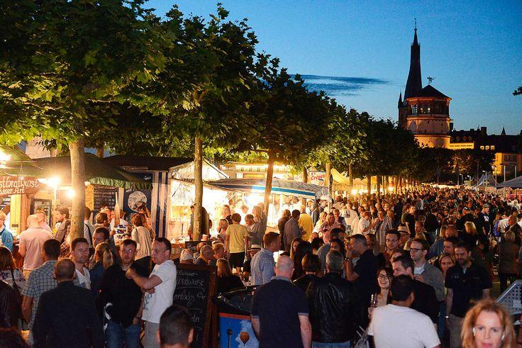 Düsseldorfer Frankreichfest  7.-9. Juli 2017