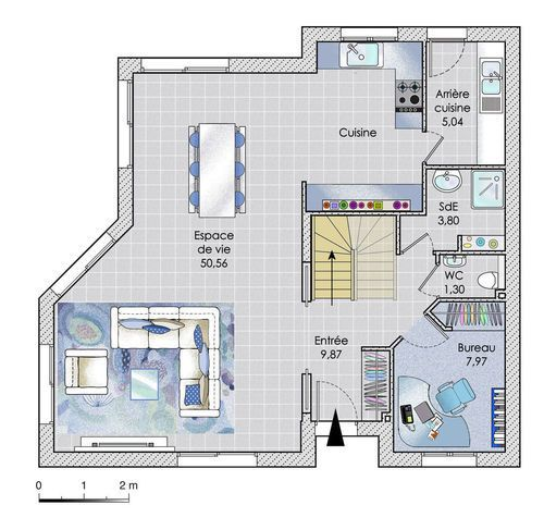 98 best House Plan images on Pinterest Bathroom, Bathrooms and