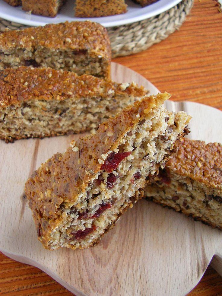 Kuchnia szeroko otwarta: Zdrowe ciasto owsiane bez tłuszczu. Słodko...także na diecie.