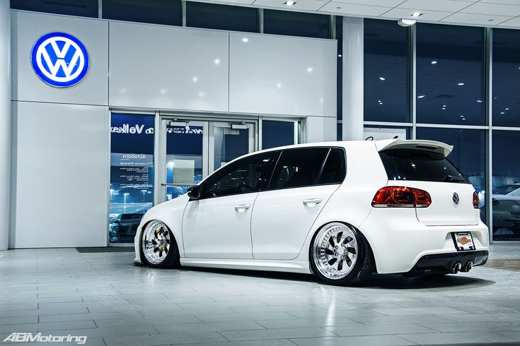 Vw golf mk6 stancenation vag pinterest golf for Garage volkswagen 92