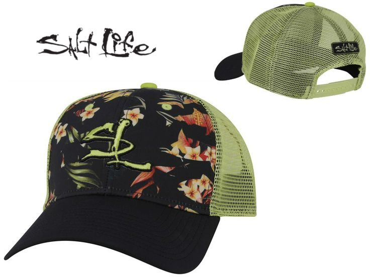 Ladies Hawaiian Salt Life hat