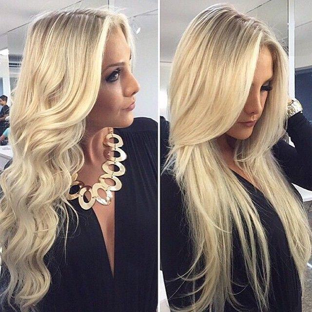 Cabelos Loiros Tudoloiro Pra Quem Gosta De Instagram Photo Websta Hair Styles Long Hair Styles Hairdo