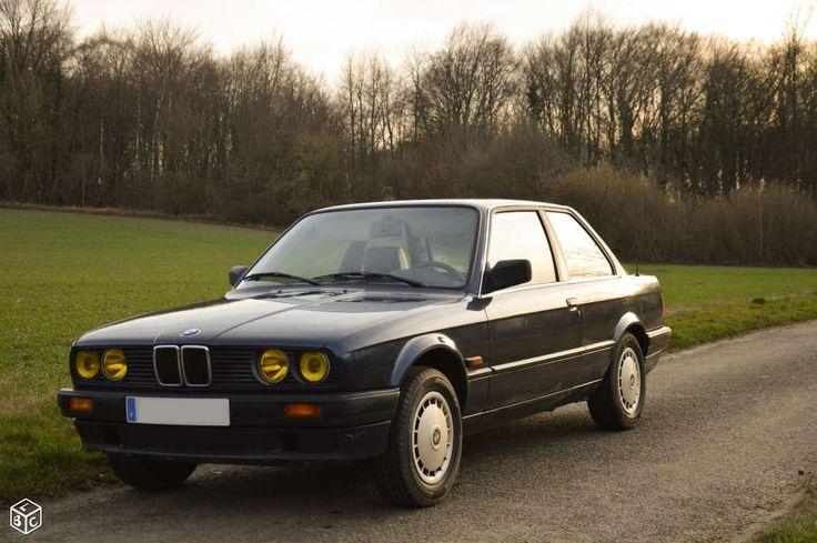 BMW serie 3 318 I Automatique 1988 -(RARE)- Voitures Oise - leboncoin.fr