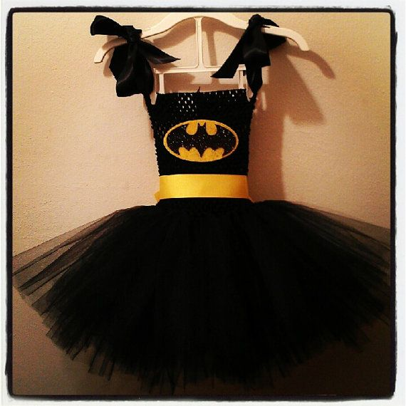 Halloween/Fall:  Batman Tutu Costume (with cape and eye mask) by JLDesigns123 on Etsy...Emma's 2012 Halloween Costume (my little Super HER-o)!