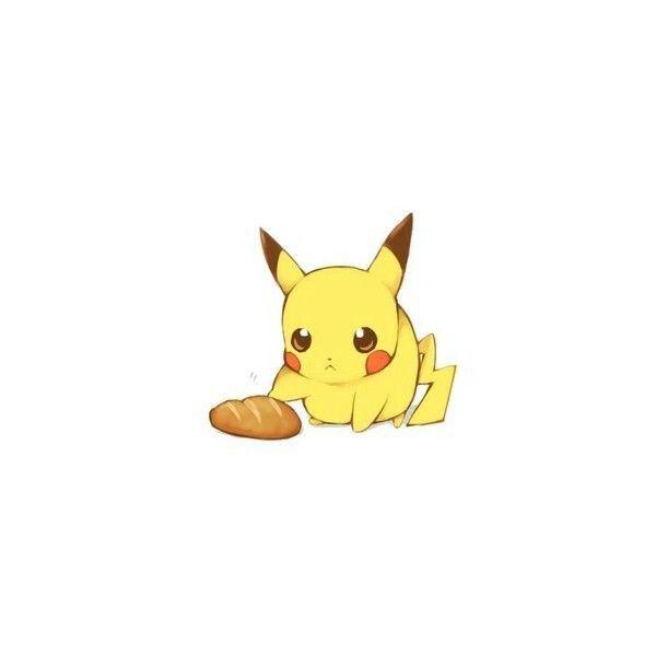 Pikachu - OMG it's so cute!
