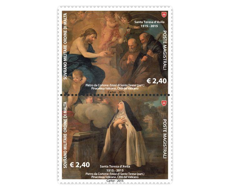COLLECTORZPEDIA Teresa of Ávila - 500 years