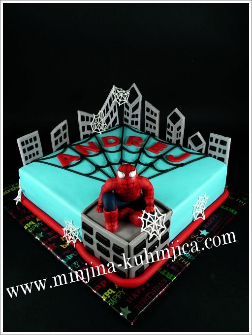90 best images about spiderman themed cakes on pinterest spider man cakes birthday cakes and. Black Bedroom Furniture Sets. Home Design Ideas