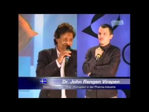 [POLSKIE NAPISY] Dr John Rengen Virapen - konferencja AZK w Niemczech - YouTube
