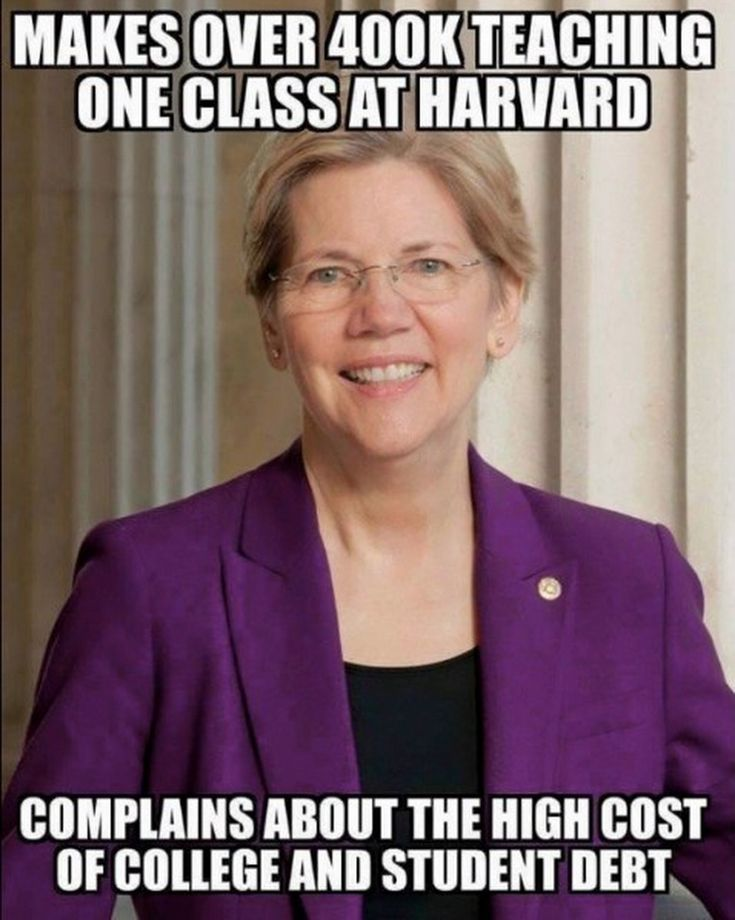 Elizabeth Warren — World's Biggest Hypocrite