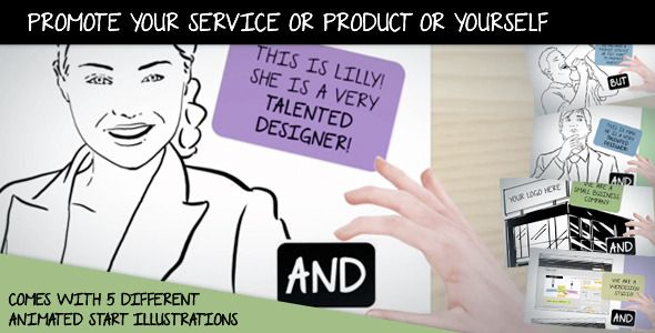 Promote Your Service Or Product Or Yourself
