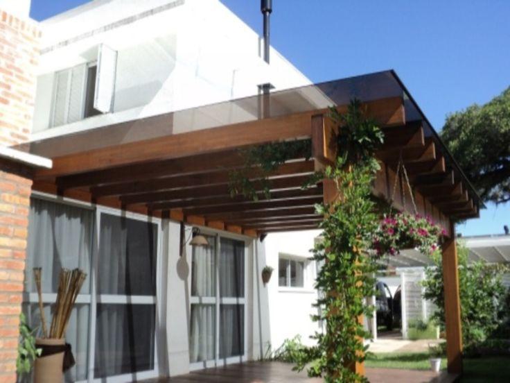 1000 ideias sobre telha policarbonato no pinterest for Anclajes para toldos