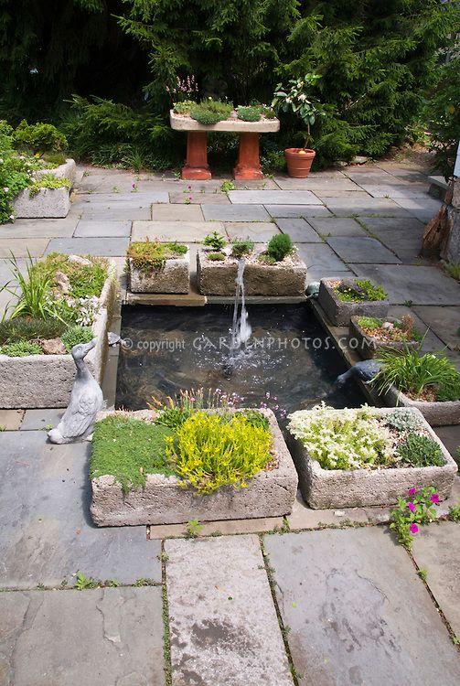 953 Best Images About My Dream Garden Water In The Garden On Pinterest Garden Fountains