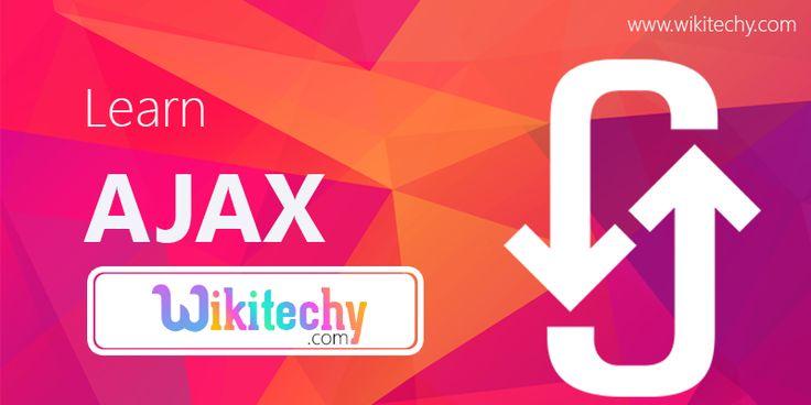 what is ajax | | ajax example | ajax get | w3schools | tutorialspoint