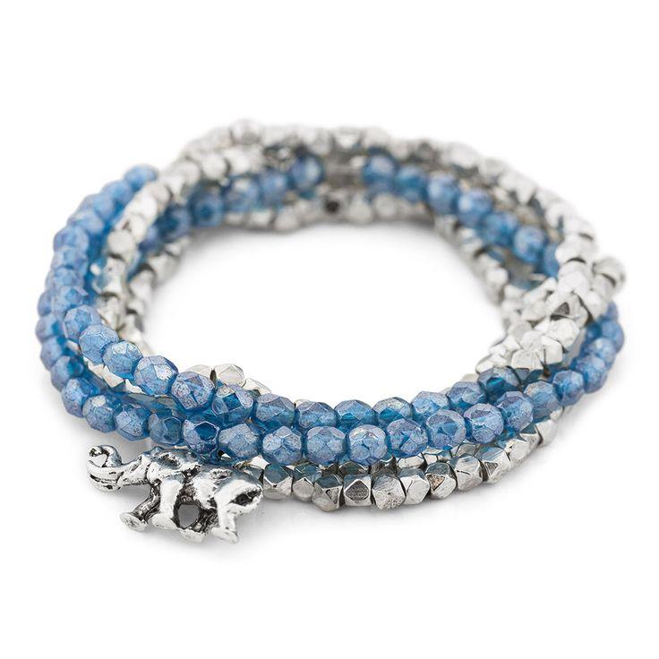 932 best Stretch Bracelets images on Pinterest | Earrings, Bling ...