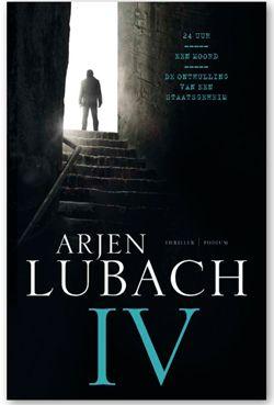 IV, het nieuwe boek van Arjen Lubach, bij uitgeverij Podium. De website die bij het boek hoort vind je hier: iv.arjenlubach.nl