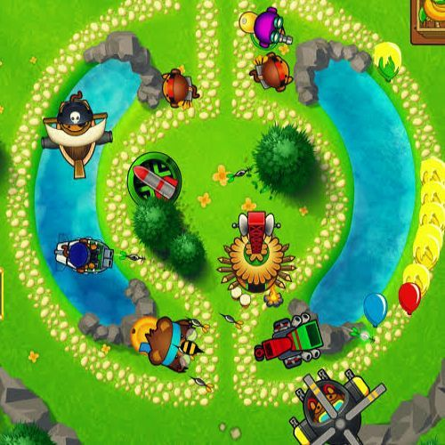 Bloons | Addicting Games
