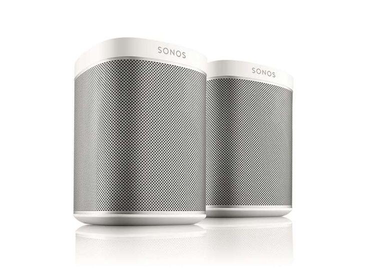 Sonos PLAY:1 x 2 Draadloos muzieksysteem, Like price: €279.89