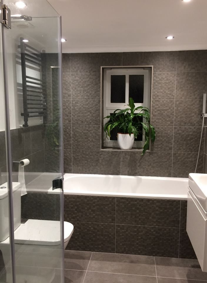 The 14 best Customers finished bathrooms images on Pinterest