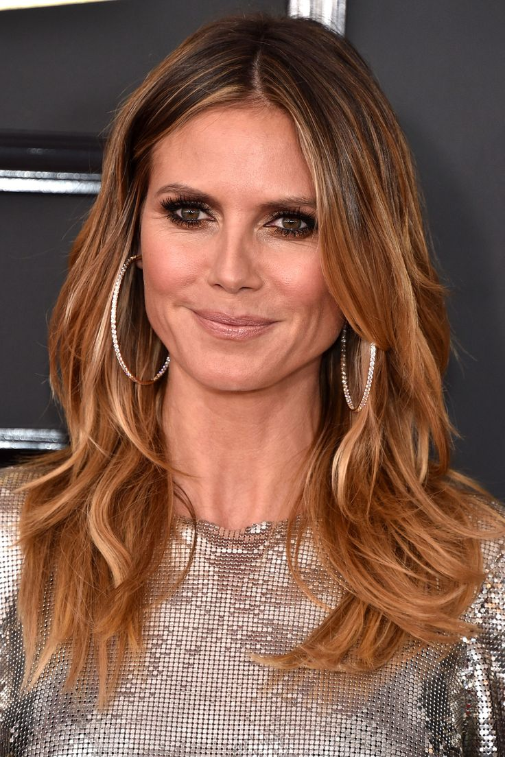 25 Best Ideas About Heidi Klum Hair On Pinterest Heidi
