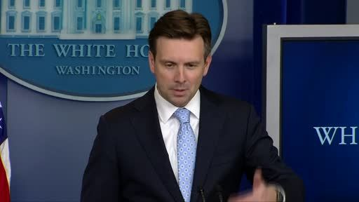 Iran Accuses Josh Earnest of Breaking Nuclear Deal-Really - Breitbart