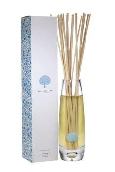 Royal Doulton Vase Diffuser Set Verbena & Ginger, elegant slimline packaging. Ideal for that special gift!