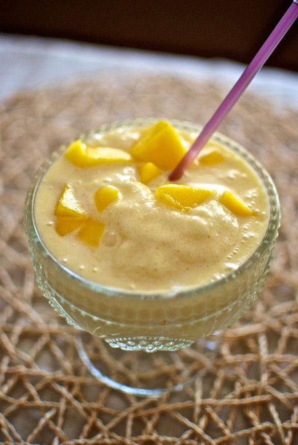 Lassi de mango, receta de la India con Thermomix « Thermomix en el mundo
