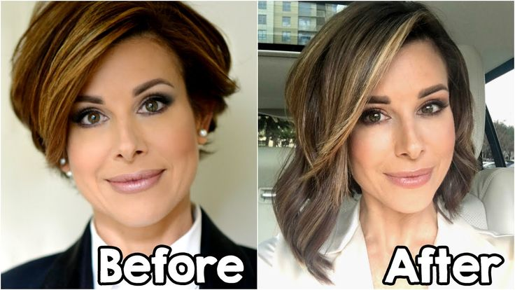 Watch my transformation from a short bob to a longer asymmetrical bob with new hair extensions by Ceron! You know I love to play with new hairstyles, and goi...