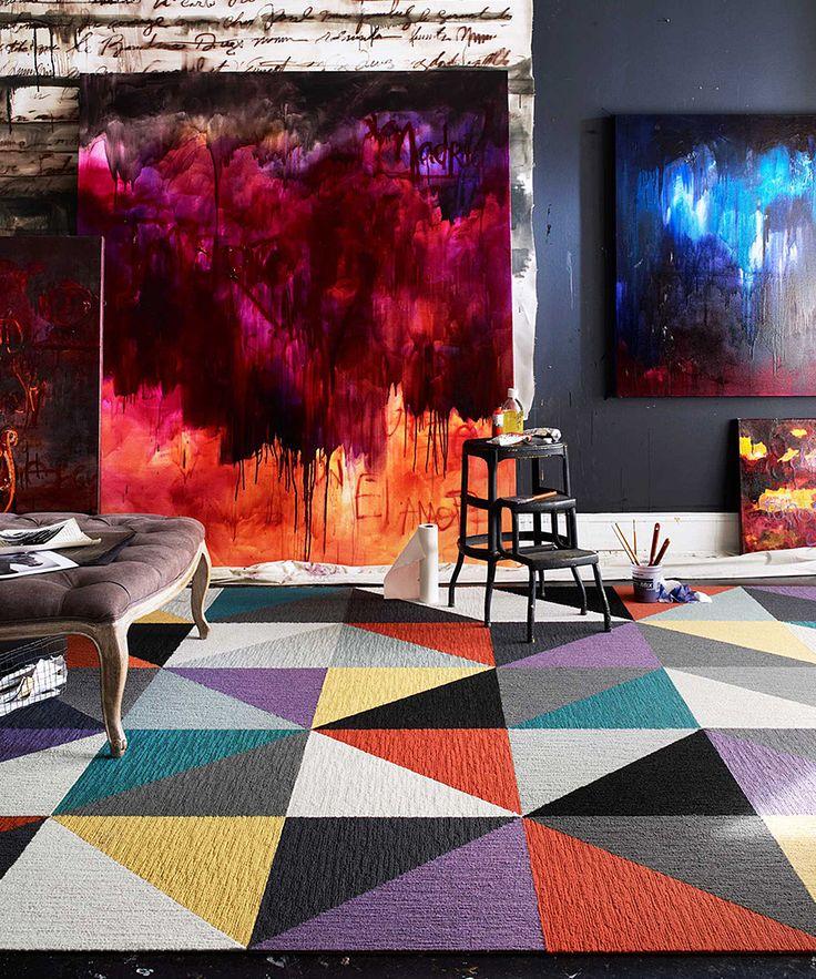 95 Best Rugs Floors Images On Pinterest: 106 Best Images About Flor Tile Designs On Pinterest