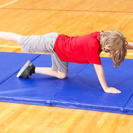 Folding Mats for Physical Education