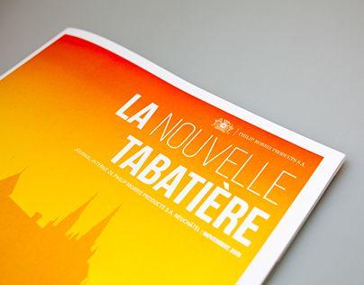 Philip Morris - La Tabatière - Journal interne - http://be.net/gallery/31485443/Philip-Morris-La-Tabatiere