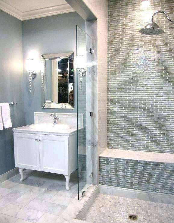 Blue Gray Bathroom Ideas Grey Bathroom Paint Splendid Grey