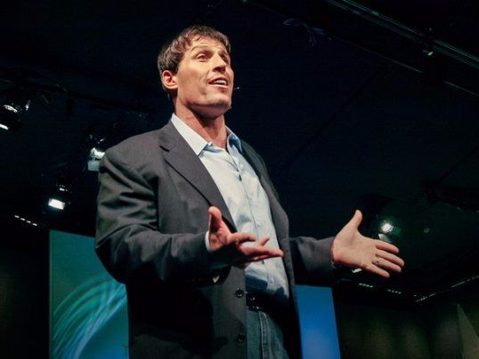 Best red talks - tony robbins ted talk