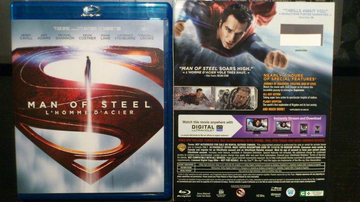 Yeah my Blu-Ray/DVD came !!