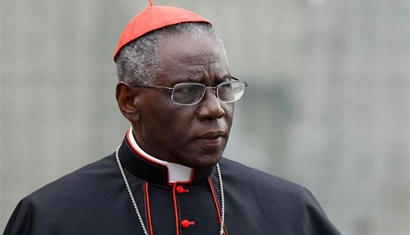 "Cardinal Robert Sarah on ""The Strength of Silence"" and the Dictatorship of Noise 