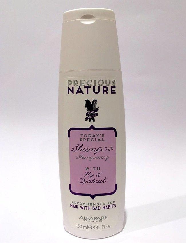 Alfaparf Precious Nature Shampoo Capelli Danneggiati e Stressati 250ml