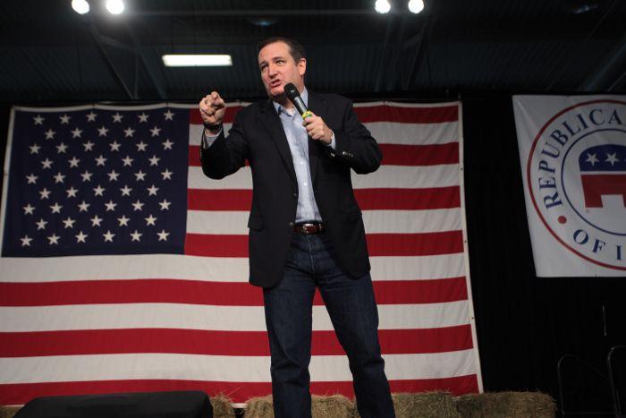 Dopo la vittoria in Wisconsin Cruz si sente più forte contro Trump
