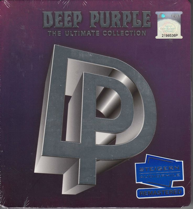 DEEP PURPLE Ultimate Collection 3CD NEW Audiophile CD Remastered Asia Edition
