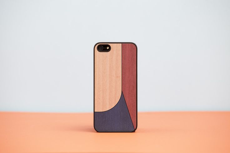 """Cover iPhone """"BLACK FRIDAY EDITION"""" - n.03 / Wood'd"""
