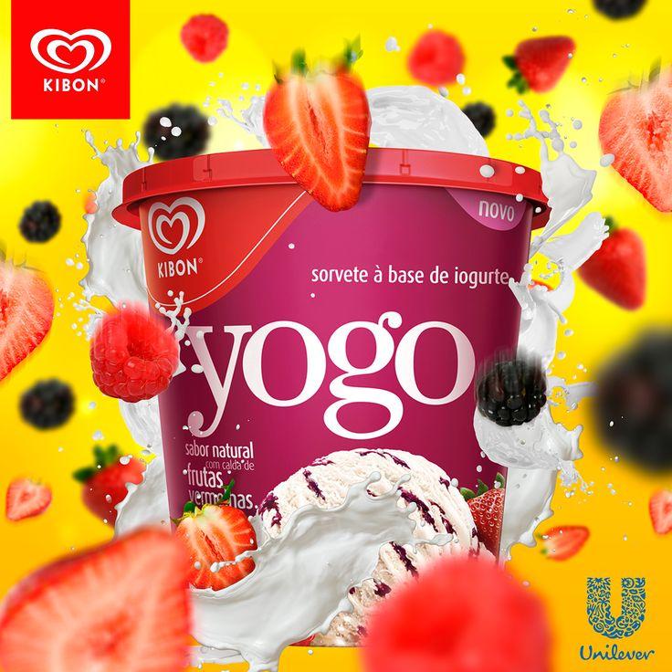 Kibon Yogo on Behance