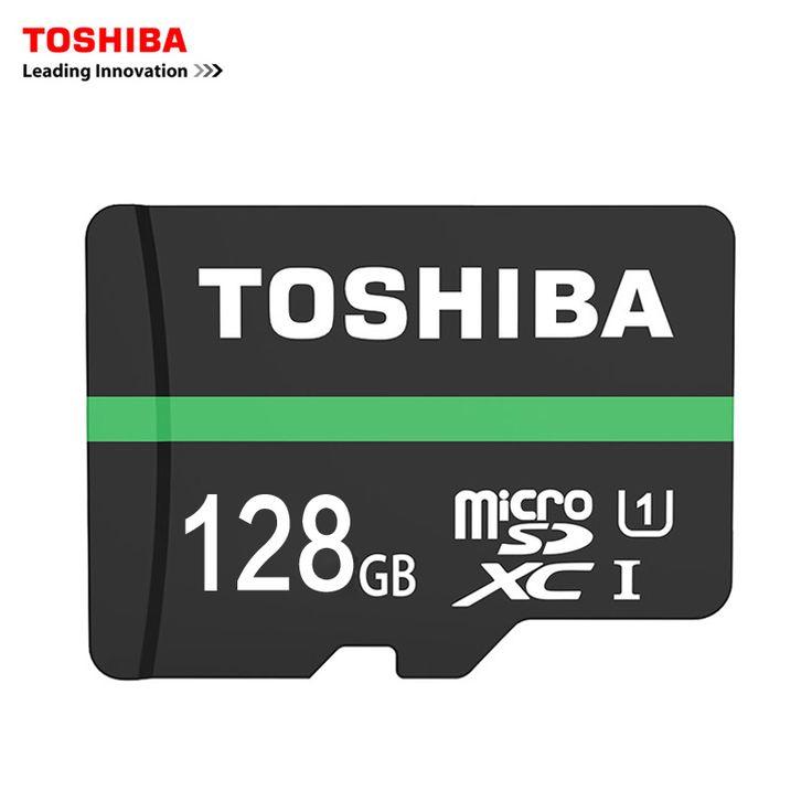 Toshiba tarjeta de memoria de 128 gb 64 gb 32 gb 16 gb tarjeta sd micro Uhs-1 de Flash tarjeta de Memoria Microsd para Smartphone/Tablet 8 GB Clase 4