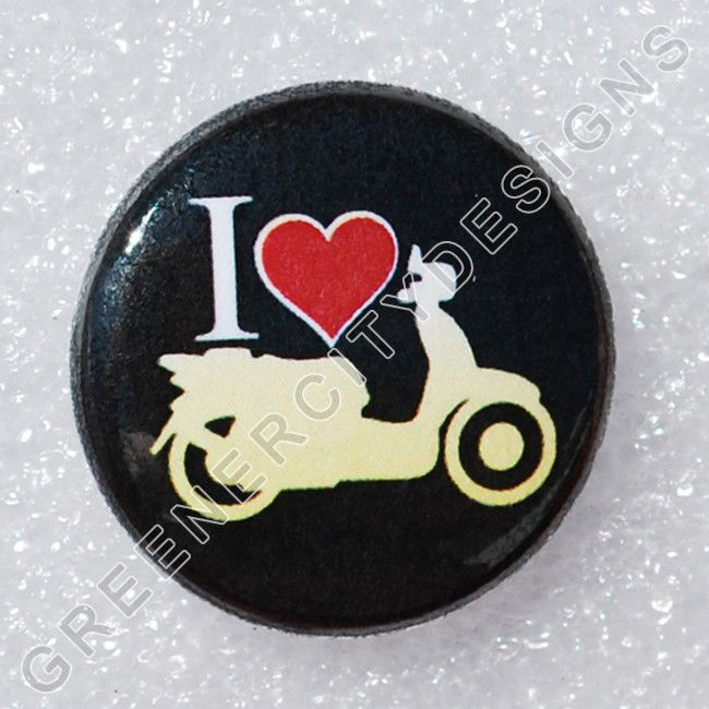 N2 - I heart Scooter - I Love my Scooter, Scoot Club, Moped Bike…