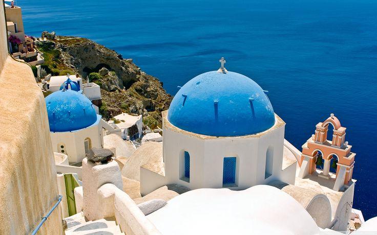 I'd love to visit Greece