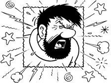 Générateur d'insultes du Capitaine Haddock !