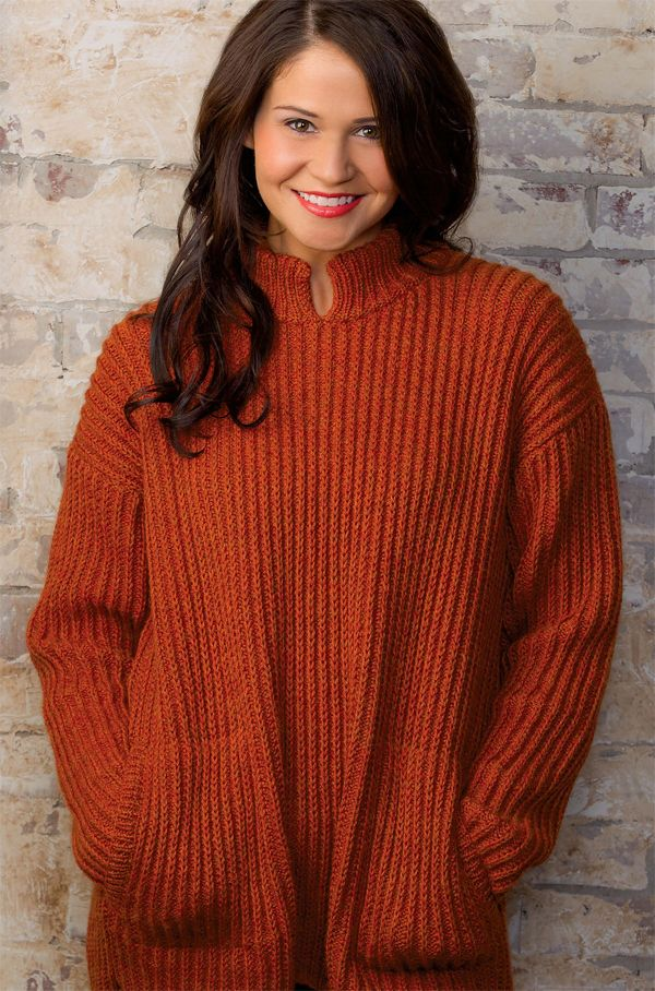265 best Sweater Knitting Patterns images on Pinterest