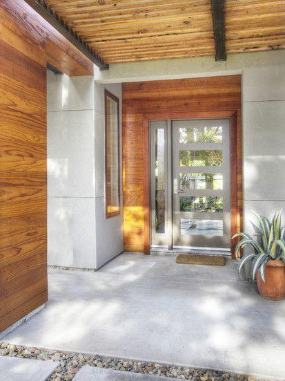Front Door, Modern Entry, Sacramento