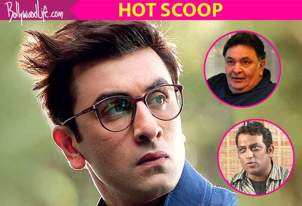 Is Ranbir Kapoor EMBARRASSED about Rishi Kapoor's rant against Jagga Jasoos director Anurag Basu? #FansnStars