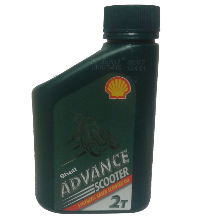 Clean up your scooters, lawn mowers and other garden machinery engines with these Shell Advance 2 Stroke Semi Synthetic Oils, available from Deesale!