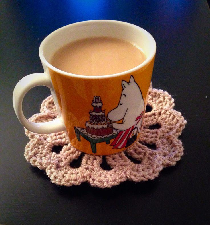 Coffee, Moomin mug