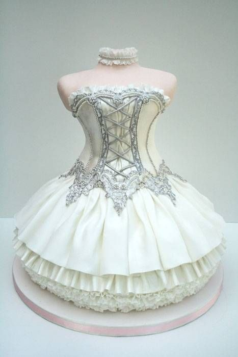 M s white dress for bridal shoer